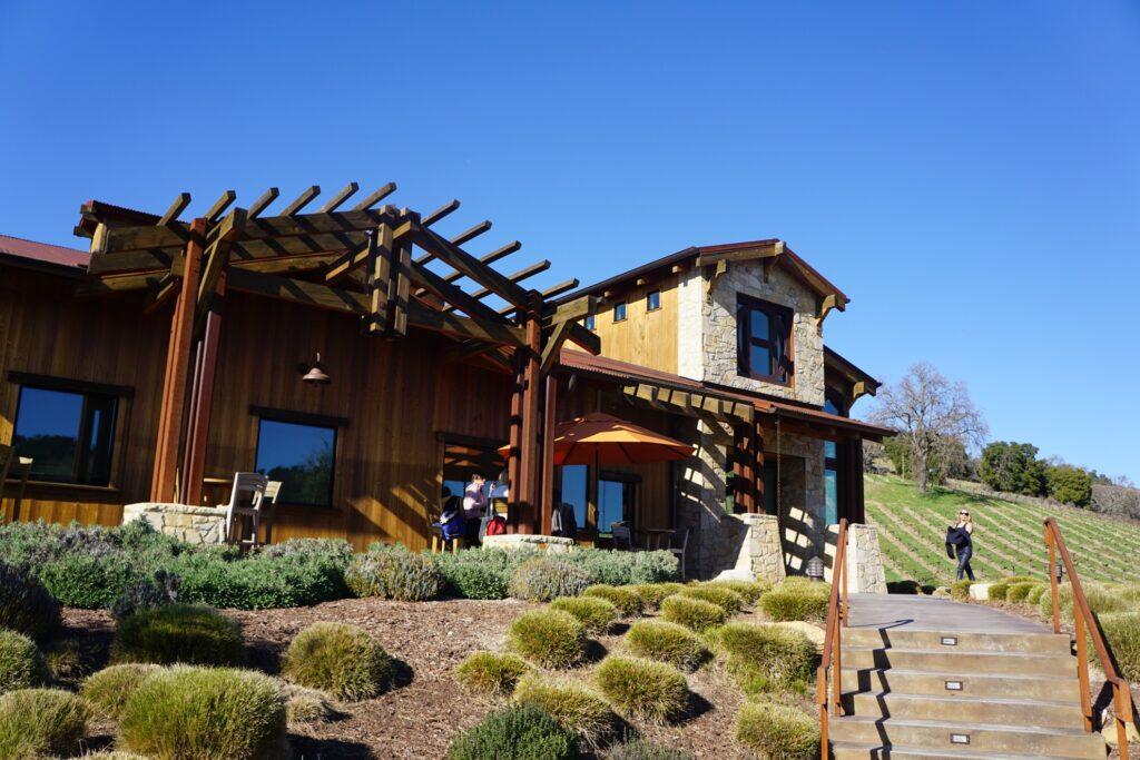 Halter Ranch in Paso Robles.