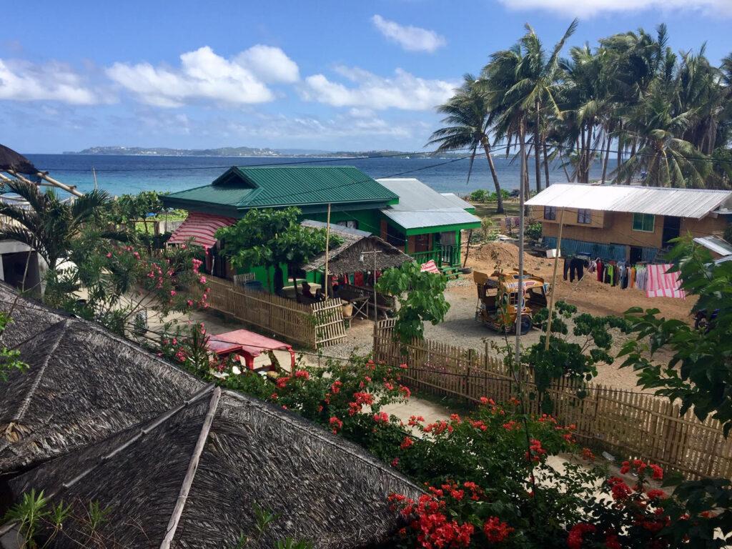 Hangout Beach Resort in the Philippines.