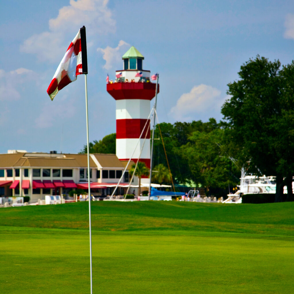 Harbour Town Golf Links at the Sea Pines Resort.
