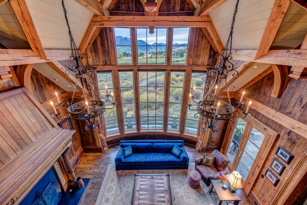 Hassford Gulch property in Crested Butte.