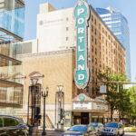 Heathman Hotel in Portland.