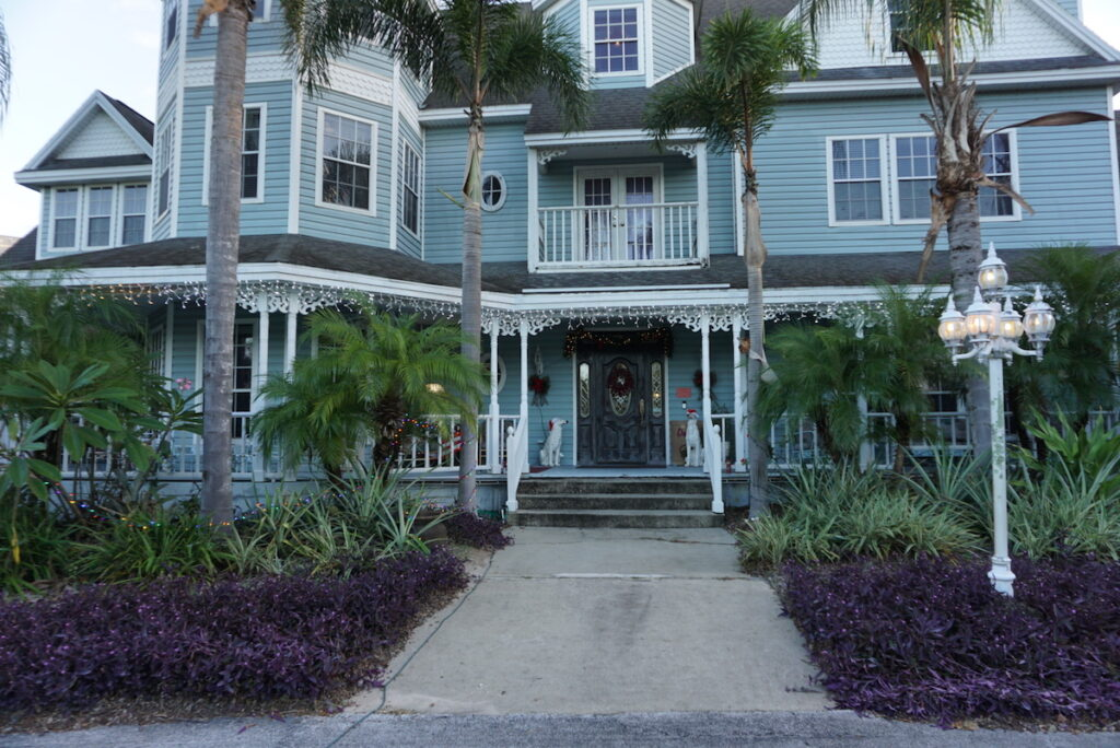 Heron Cay Bed and Breakfast in Mount Dora, Florida.