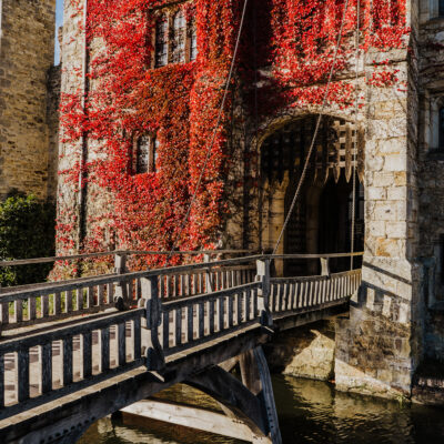 Hever Castle in England.