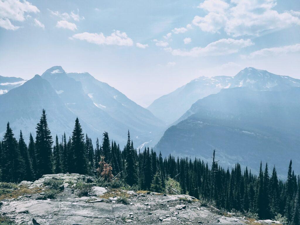 Highline Trail, West Glacier National Park