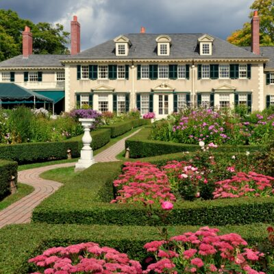 Hildene, the Lincoln family home in Vermont.