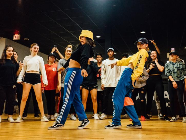 Hip-hop dancing soreal studio houston