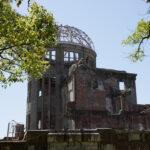 Hiroshima's Peace Memorial Park in Japan.