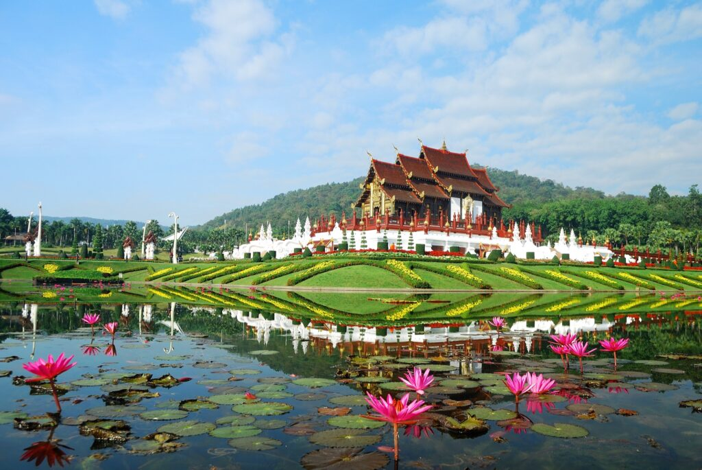 Ho Kum Luang in Chiang Mai.