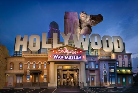 Hollywood Wax Museum Branson Missouri