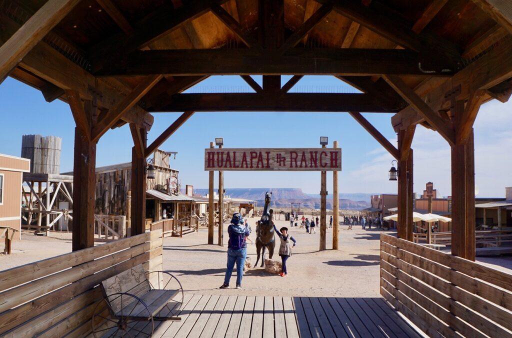 Hualapai Ranch at Grand Canyon West.