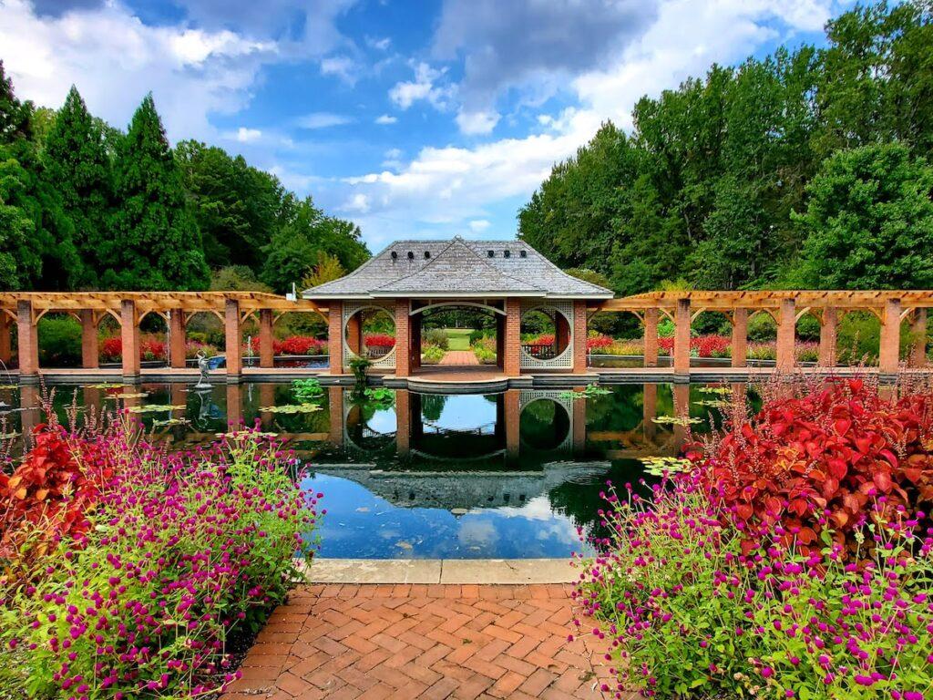 Huntsville Botanical Gardens.