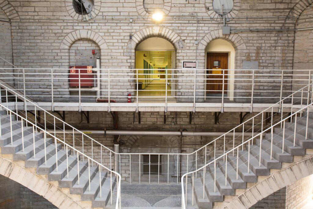 Inside the Kingston Penitentiary