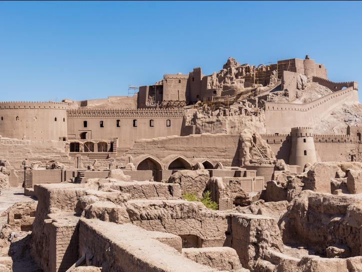 Iran ruin