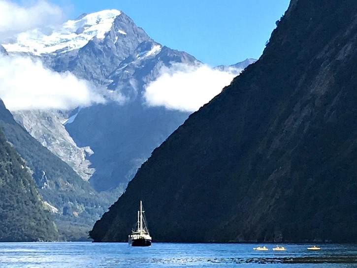 is Milford Sound a must visit on the rugged west coast of New Zealand
