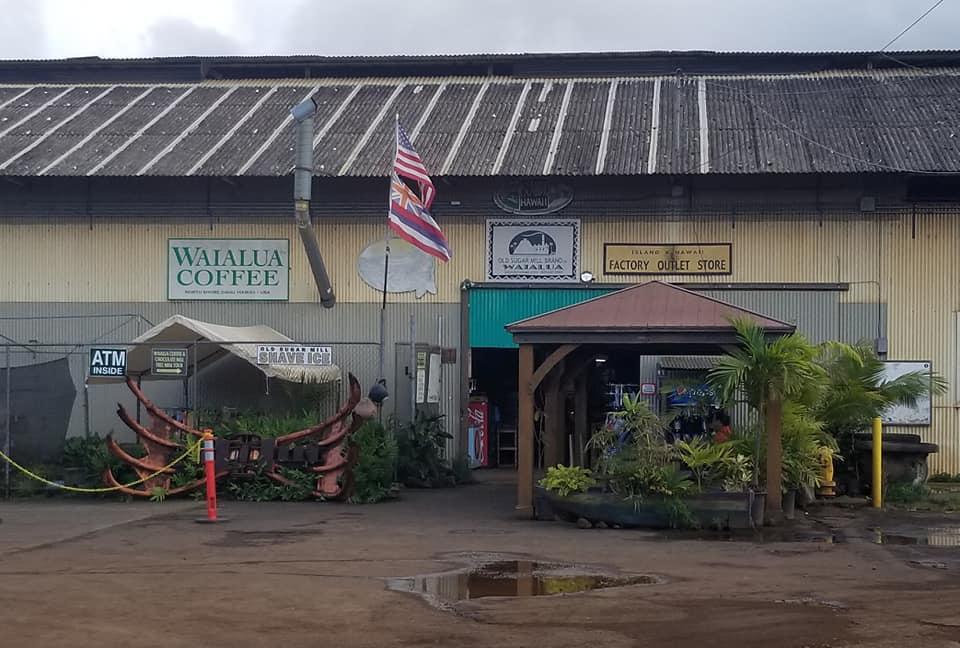 Island X in Hawaii.