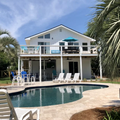 Isle Of Palms Getaway via Vrbo.