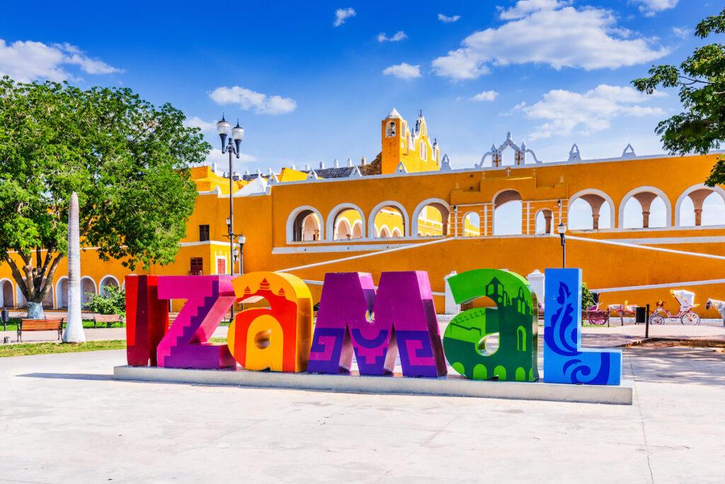 Izamal, Mexico.