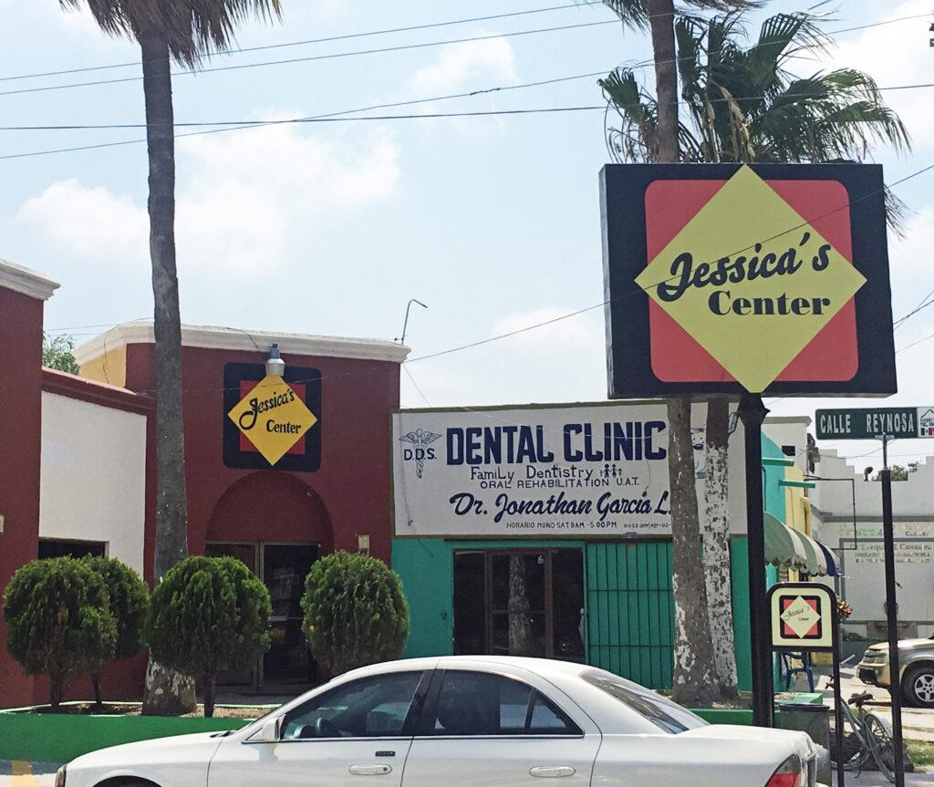 Jessica's Center in Progreso, Mexico.