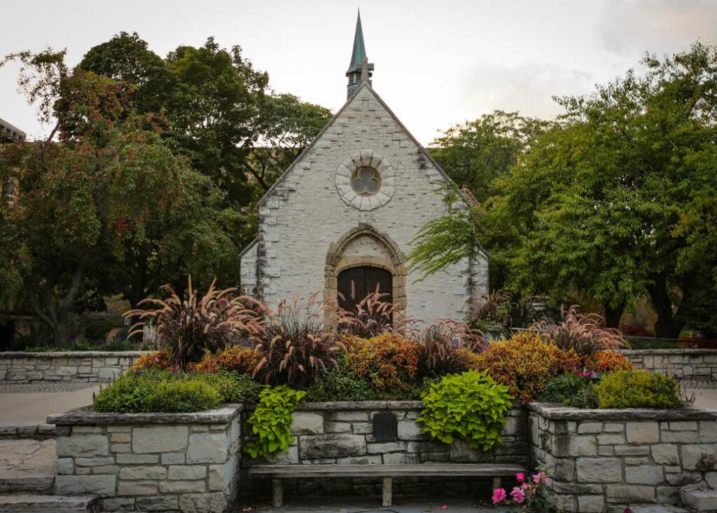 Joan of Arc Chapel in Milwaukee.