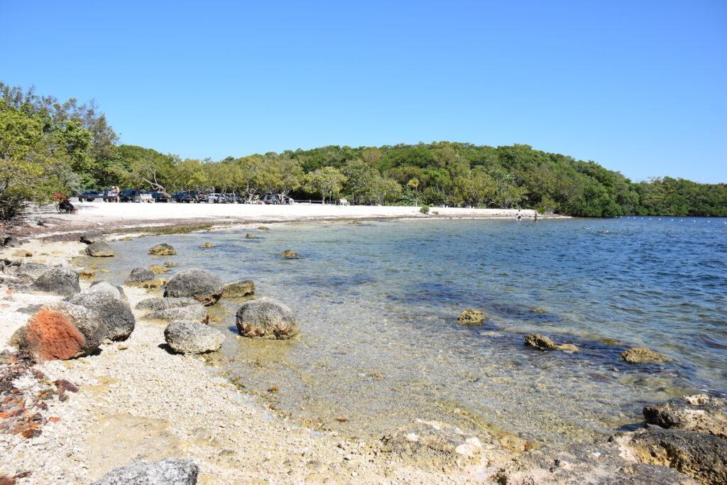 John Pennekamp Coral Reef in Florida.