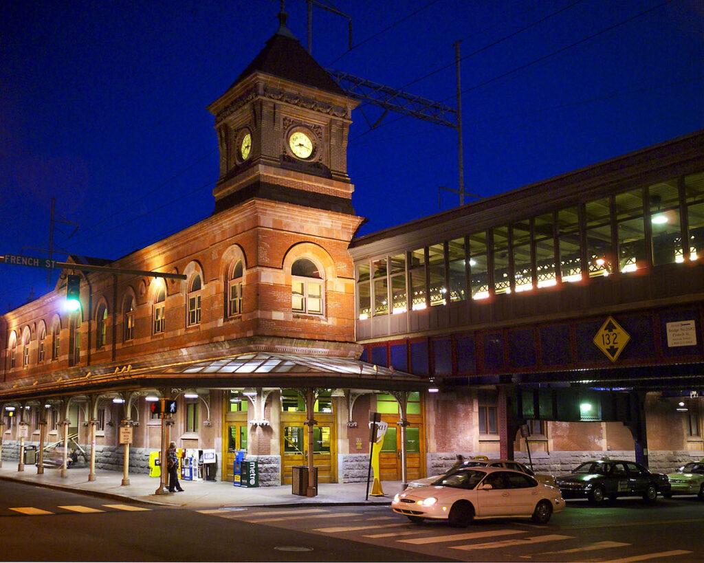 Joseph R. Biden, Jr., Railroad Station, Wilmington.