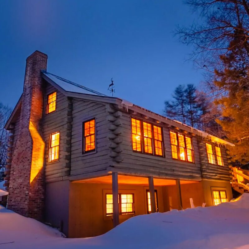 KAB-IN, a cabin rental in Woodstock, Vermont.