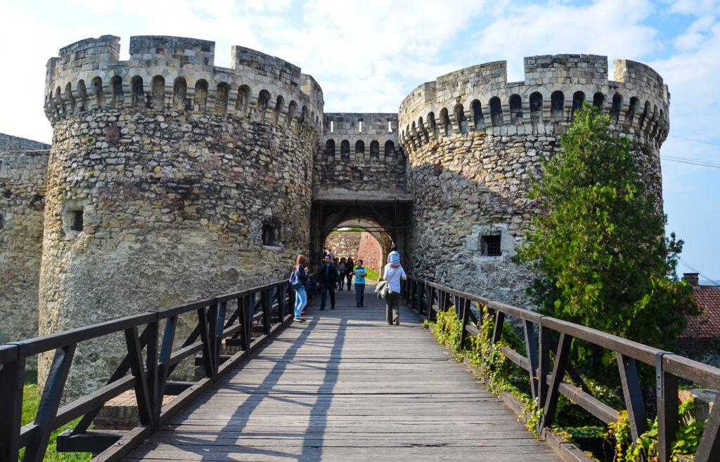 Kalemegdan in Belgrade, Serbia