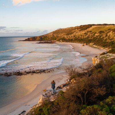 Kangaroo Island in Australia.