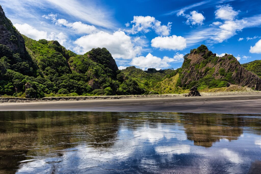 Karekare Beach on Facebook.
