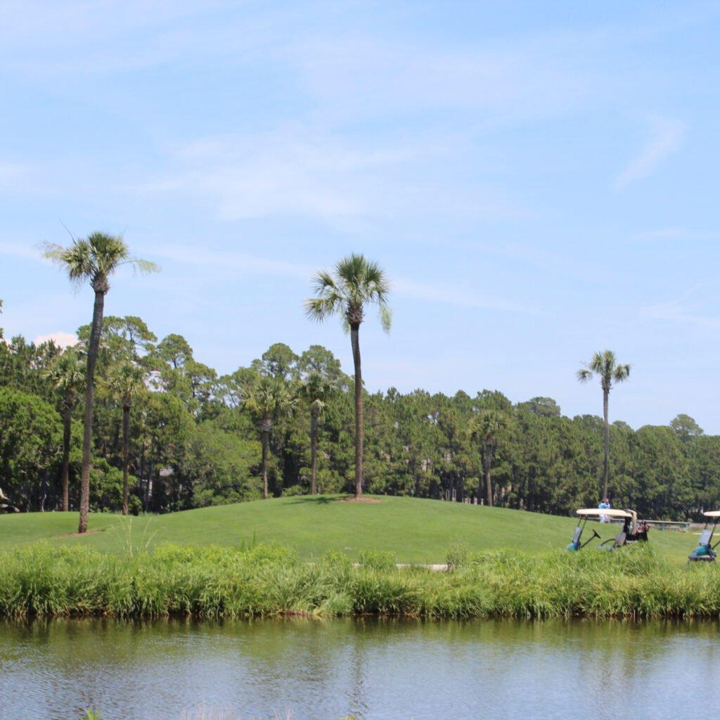 Kiawah Island Golf Resort.