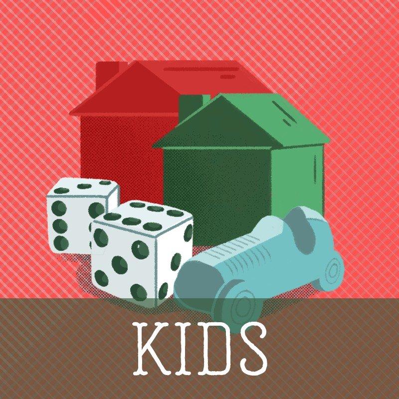 Kids Gift Guide digital image