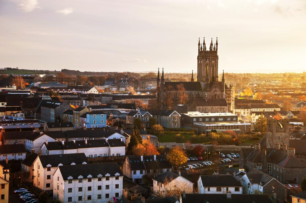 Kilkenny in Ireland.