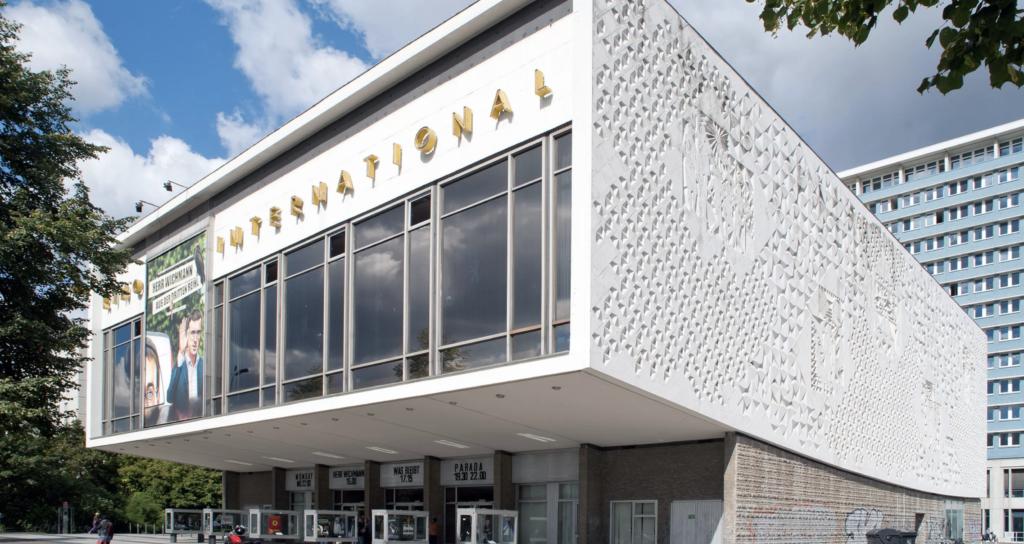 Kino International's Panorama Bar in Berlin.