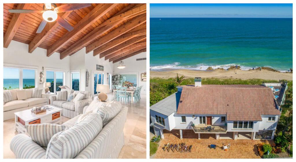 La Dolce Vita, a beach rental in Stuart, Florida.