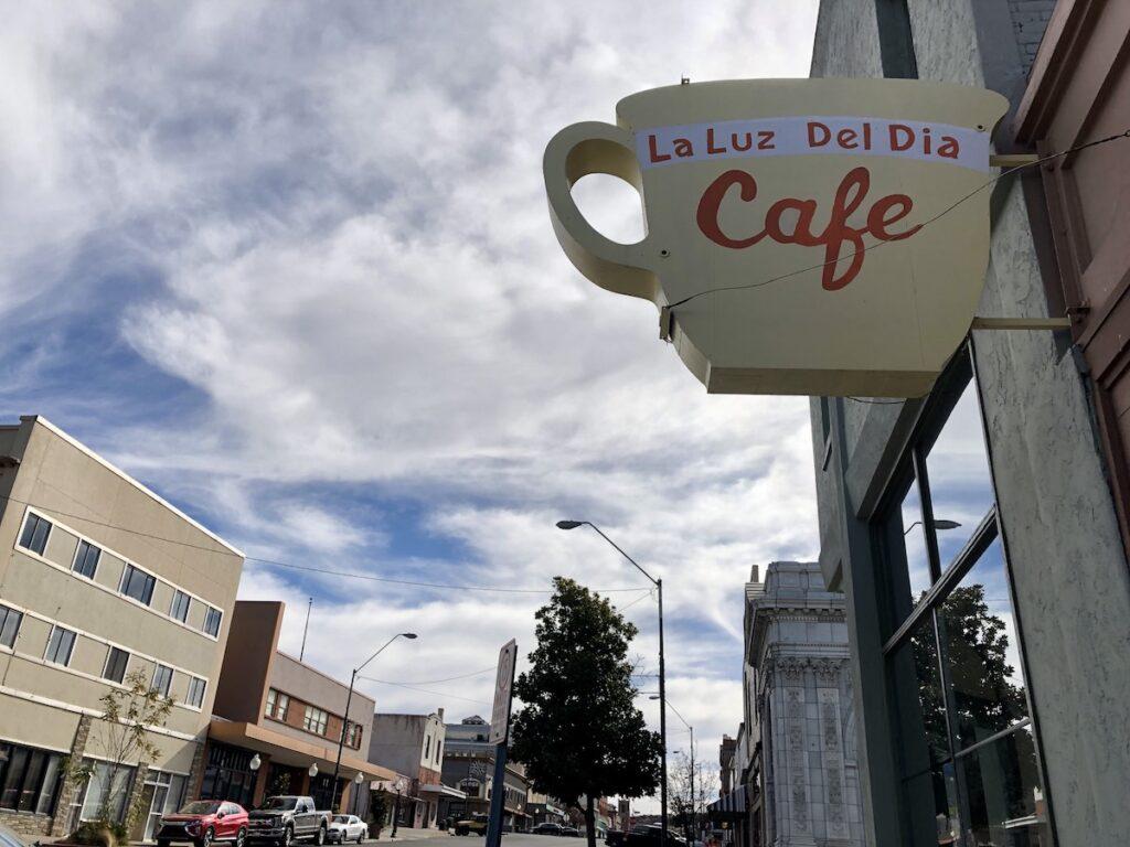 La Luz Del Dia, a Mexican cafe in Globe, Arizona.