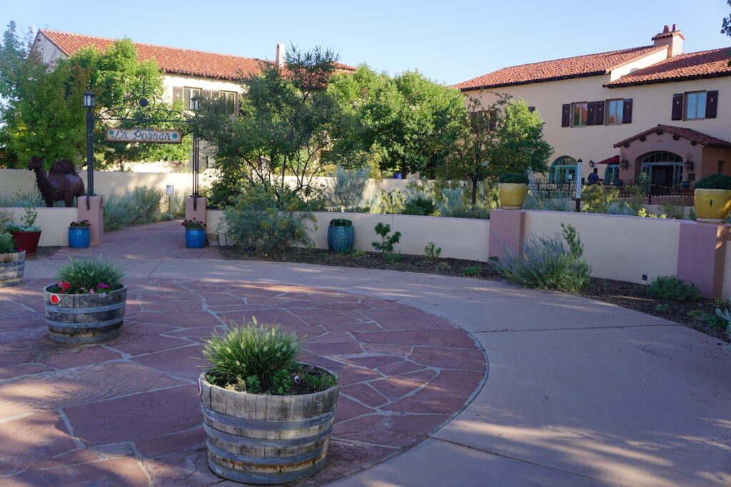 La Posada in Winslow, Arizona.