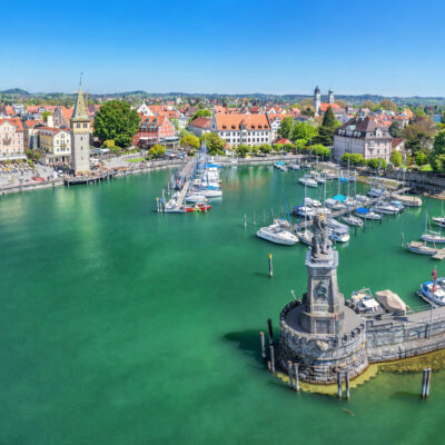 Lake Constance in Germany.