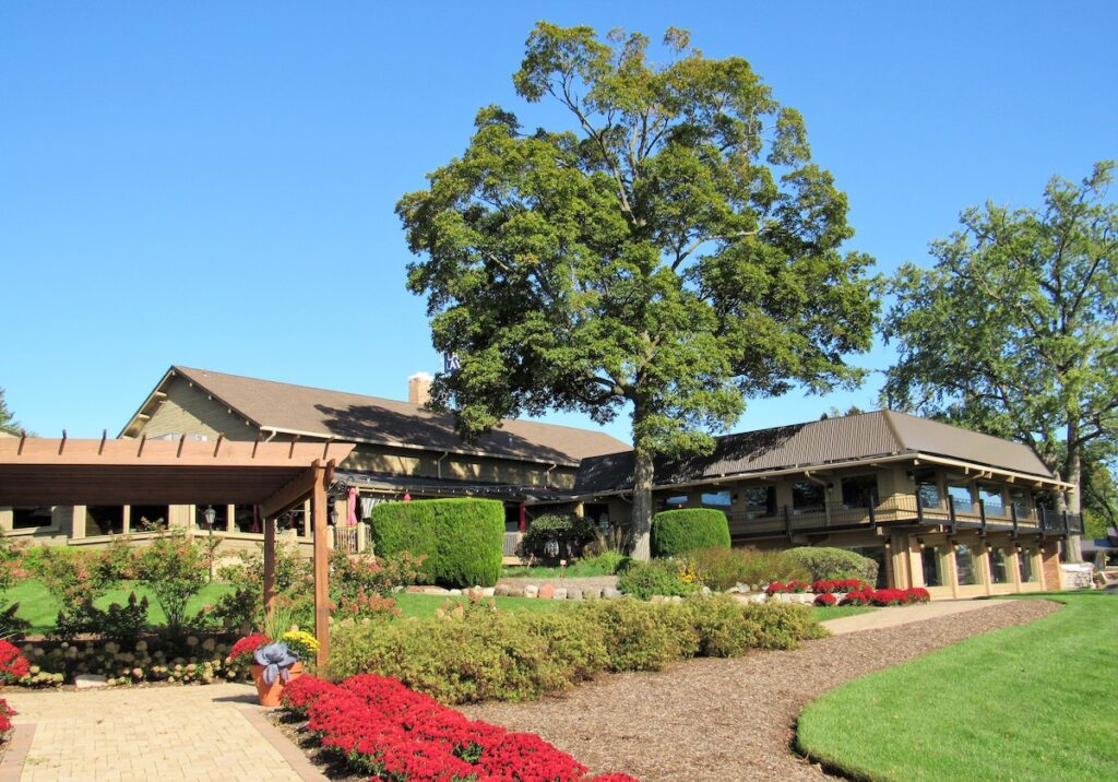 Lake Lawn Resort in Lake Geneva, Wisconsin.