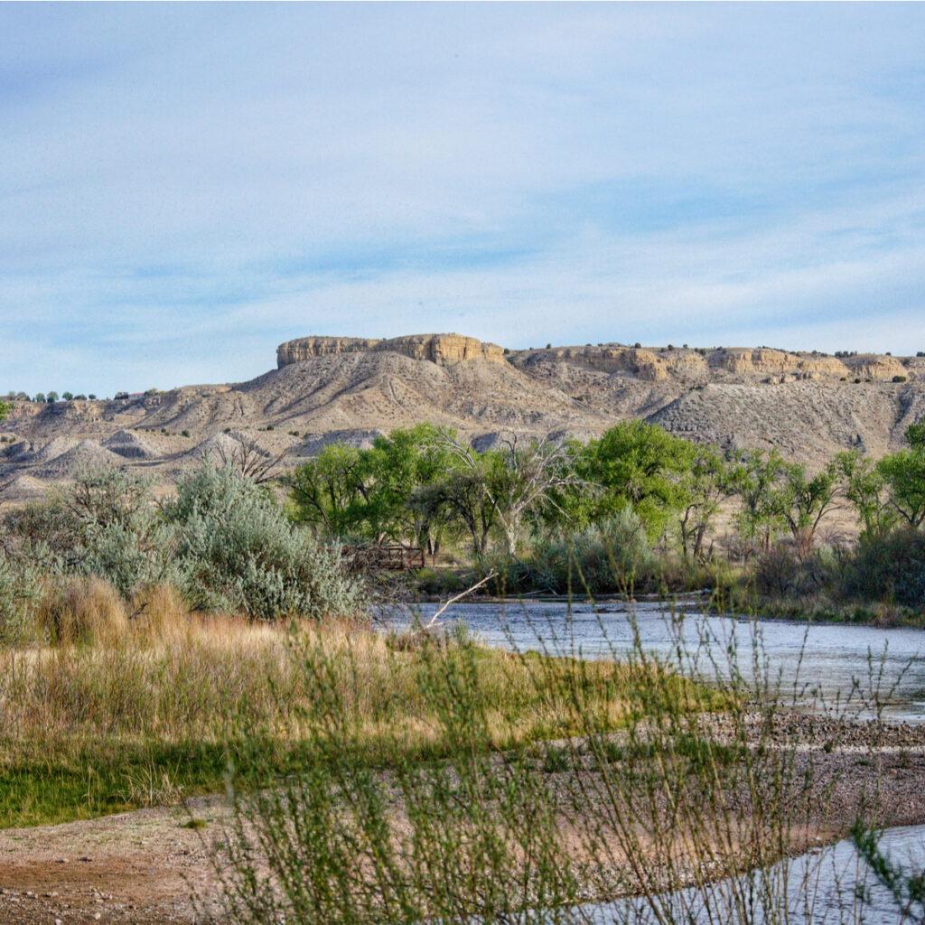 Lake Pueblo State Park in Pueblo, Colorado.
