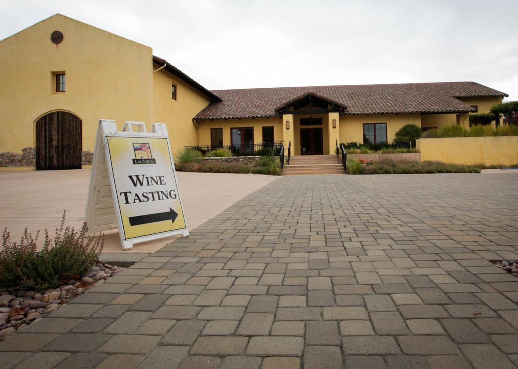 Las Positas Vineyards in Livermore.