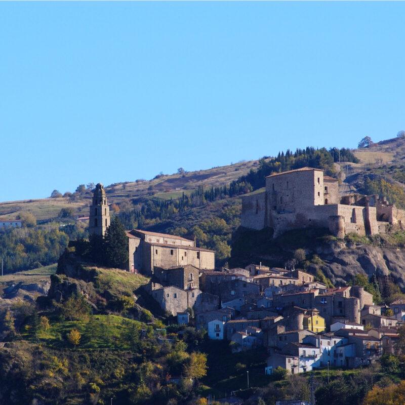 Laurenzana, Italy.