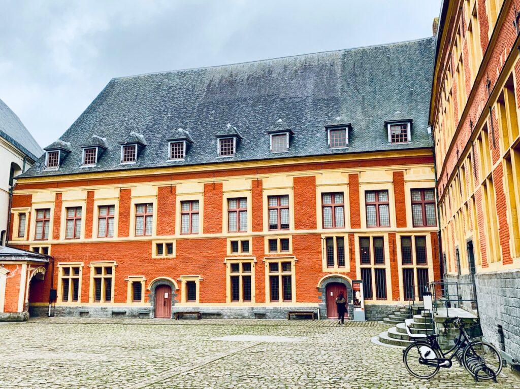 Le Musee De L'Hospice Comtesse, Lille, France.