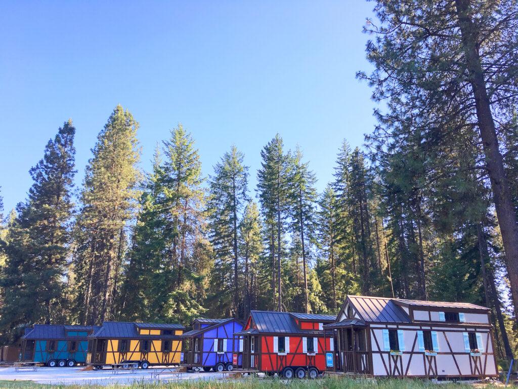 Leavenworth, Washington's Tiny House Village