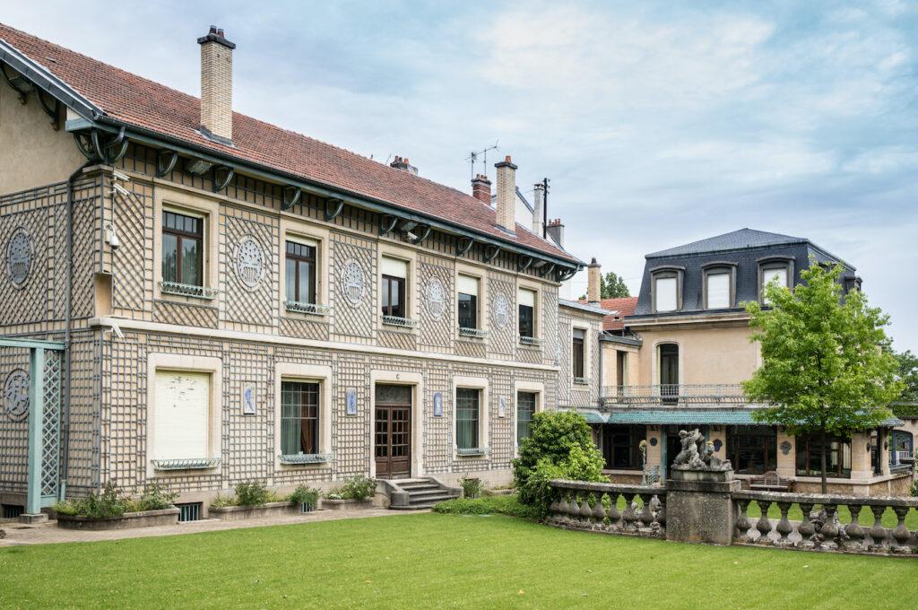 L'Ecole De Nancy Museum in Nancy, France.