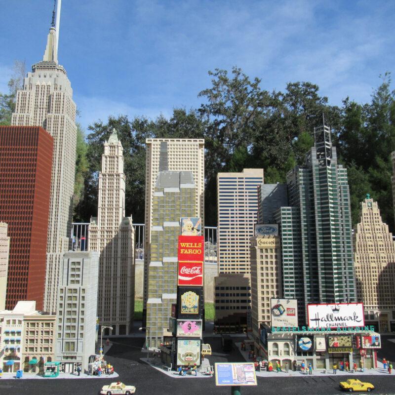LEGOLAND New York.