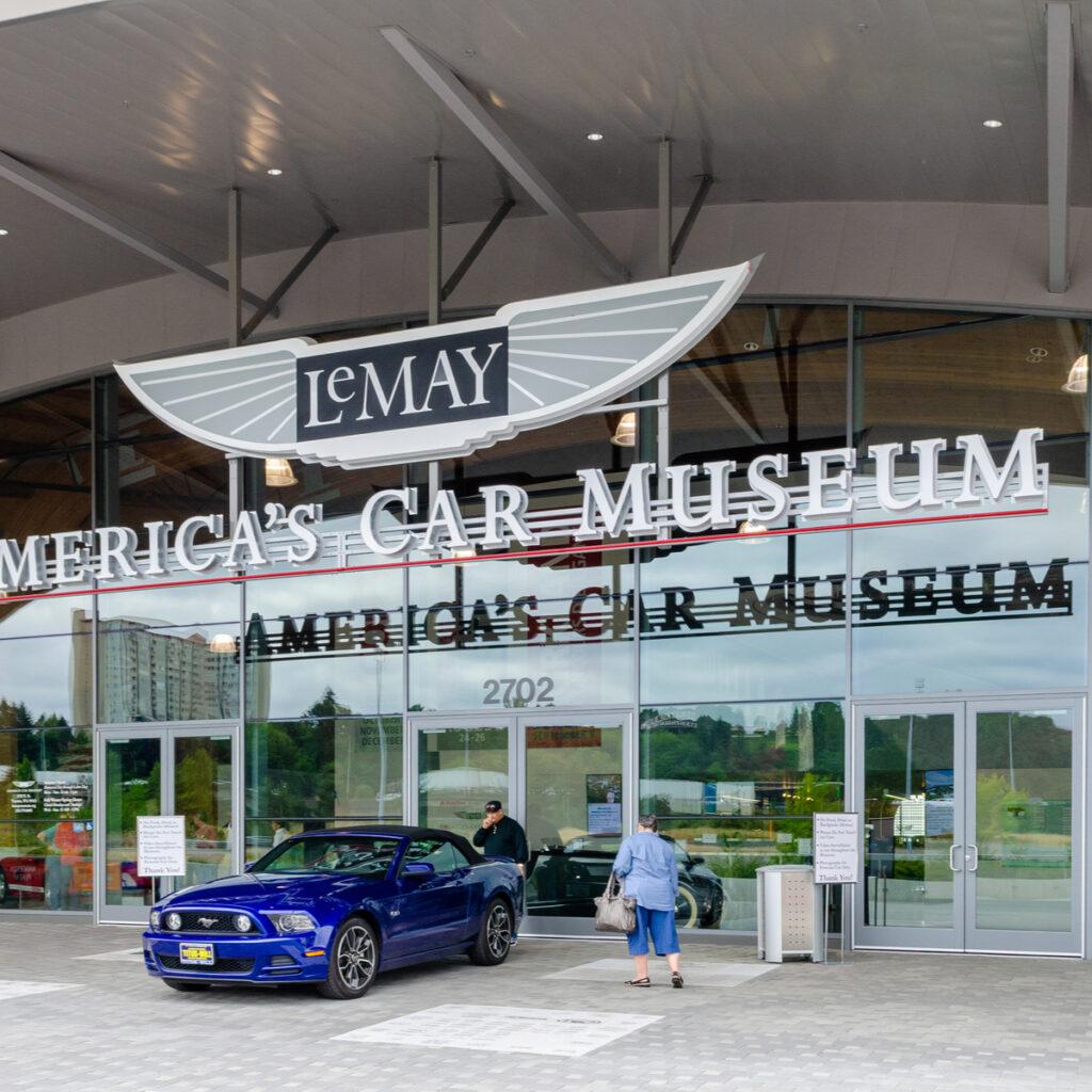 LeMay, America's Car Museum in Tacoma, Washington.