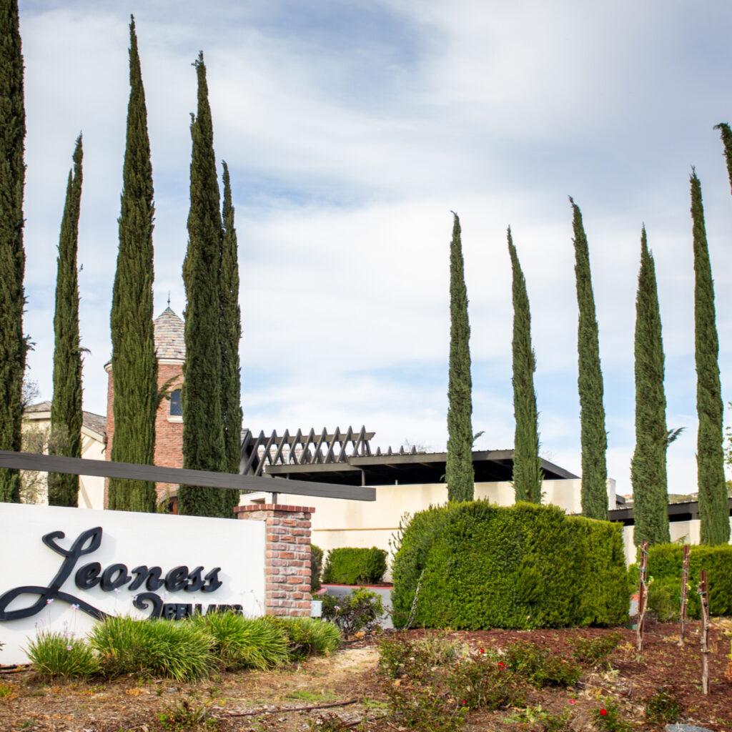 Leoness Cellars in Temecula, California.