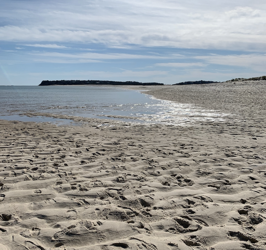 Lighthouse Beach in Cape Cod.
