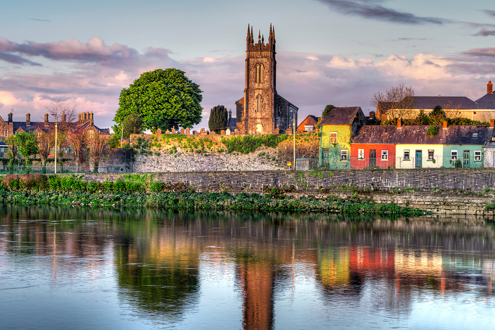 Limerick in Ireland.