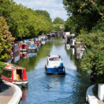 Little Venice, a lesser-known neighborhood in London.